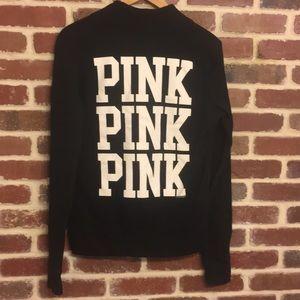 PINK by Victoria's Secret black sweatshirt